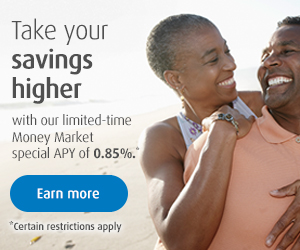 Take your savings higher with our limited-time CD specials. Our rates are as high at 2.00% APY.