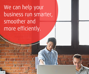 Services: We can help your business run smarter, smoother and more efficiently.
