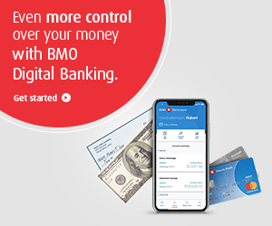 Even more control over your money with BMO Digital Banking. Get started
