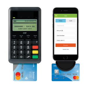 PAYD mobile credit card processing