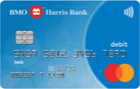 BMO Harris Bank Debit Mastercard<sup>®</sup>