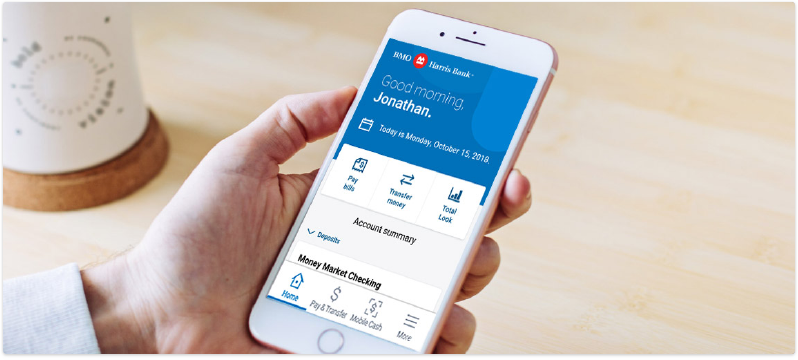 Digital Banking | Online & Mobile | BMO Harris