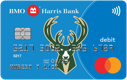 BMO Harris Bucks Debit Mastercard®